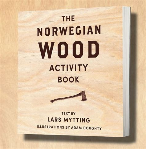 libro norwegian wood activity book books you have to read this winter norwegian arts