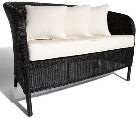 wicker bench wicker bench completes the overall design of your room