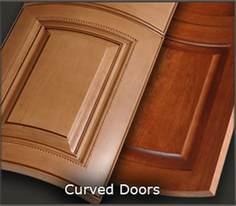 Frame Mullion Curved Radius Custom Louvered Cabinet Radius Cabinet Doors