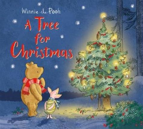winnie the pooh a tree for winnie the pooh a tree for christmas scholastic shop