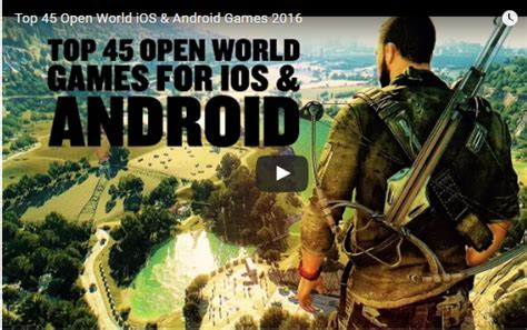 open world android android top 45 open world ios android 2016 your