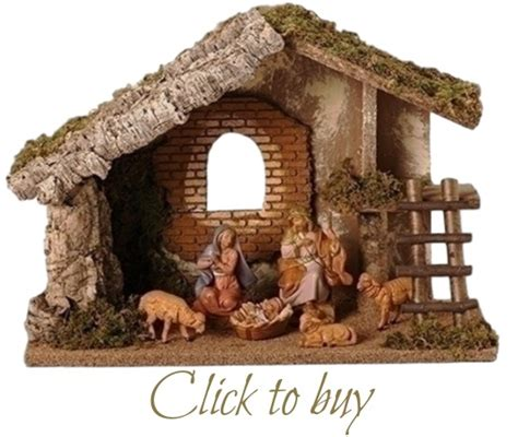 fontanini nativity sets add italian traditions to your