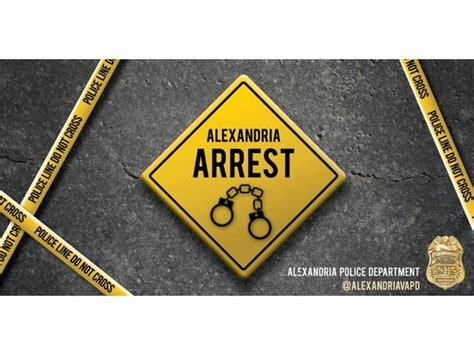 Alexandria Virginia Arrest Records King Assault Suspect Charged With Malicious Wounding Icymi Town