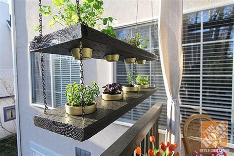 Pot Bunga Susun 4 Vertical Gantung deck decorating ideas pergola lights and cement planters