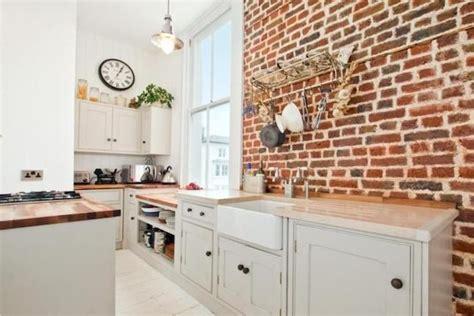 exposed brick kitchen exposed brick kitchen kitchen pinterest