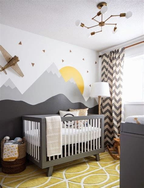 40 Cool Kids Room Decor Ideas That You Can Do By Yourself Cool Nursery Decor
