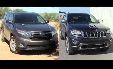 toyota jeep 2015 fuel economy 2015 jeep grand diesel vs toyota