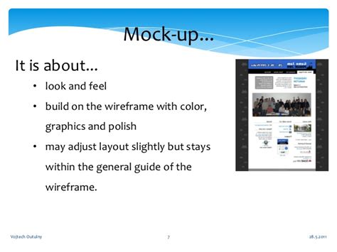 mock layout meaning wireframe vs mock up why and when