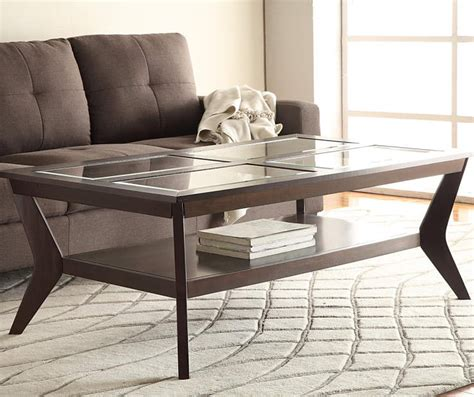 big lots furniture end tables espresso beveled glass coffee table end table collection