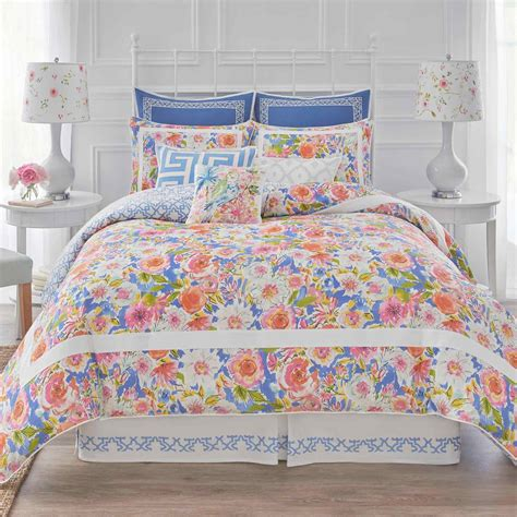 chinoiserie bedding dena home chinoiserie garden comforter set bedding