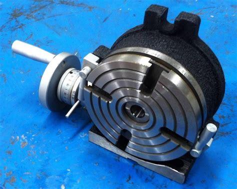 Magazen 14rotari rotary milling table repair model engineer
