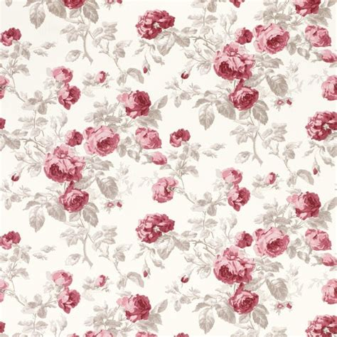 floral wallpaper for walls roses cassis floral wallpaper from laura ashley