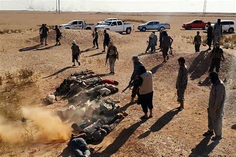 imagenes fuertes estado islamico consecuencias de la politica exterior de occidente estado