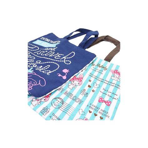 Tote Bag Melody my melody tote bag kawaii panda cuter