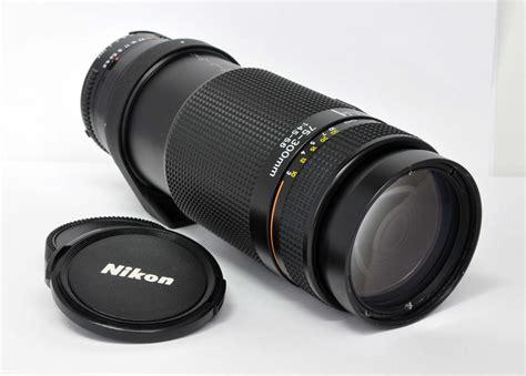 nikon af nikkor 75 300mm zoom lens for d3100 d3200 d5100 d5200 d7000 d80 d90 ebay
