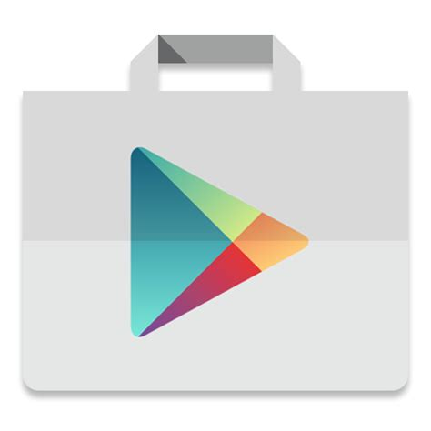 playstore for android play store icon android lollipop iconset dtafalonso