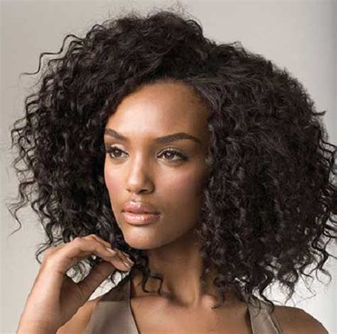 weave on short afro hair 15 new short curly weave hairstyles short hairstyles
