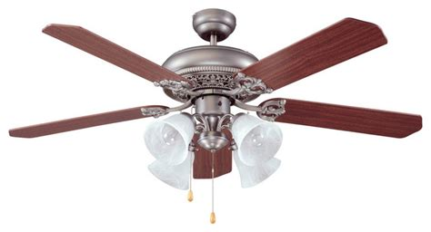 victorian ceiling fans manor 4 light indoor ceiling fan victorian ceiling