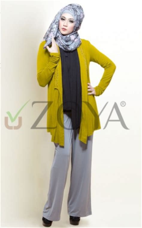 Pakaian Muslim Wanita Modern Model Pakaian Muslim Wanita Modern 2015
