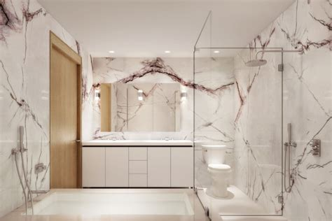 bathroom courtesy green living the purist