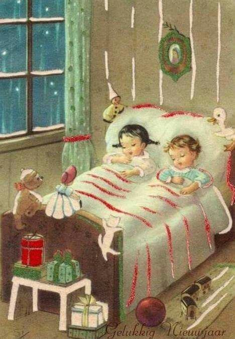 fashioned christmas cards bedtime images  pinterest vintage christmas