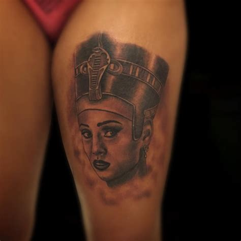nefertiti tattoos nefertiti tattoos designs ideas and meaning tattoos for you