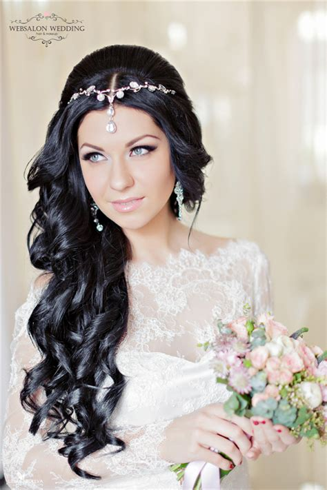 25 wedding hairstyles for black women long hairstyles top 25 stylish bridal wedding hairstyles for long hair