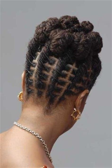 Braided Dreads Hairstyles For by Flat Braided Dreadlocks For Hairstyles View