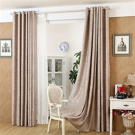 gold curtains bedroom thick fabric blackout suede curtain with gold flower