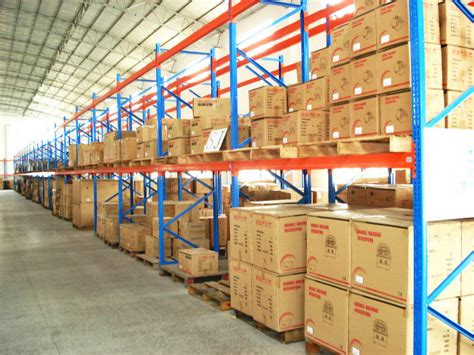 Commercial Pallet Racking by Cold Rolled Adjustable Heavy Duty Pallet Racking