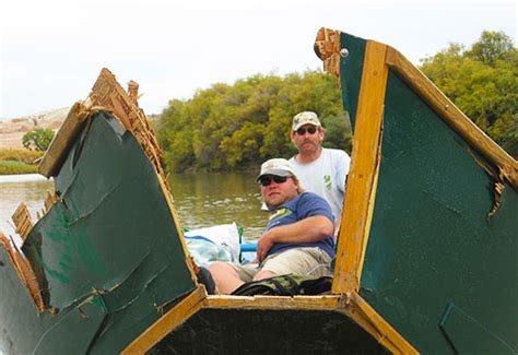 punt drift boat float of the phoenix a great drift boat story