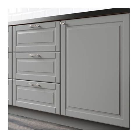 ikea corner base cabinet bodbyn 2 p door corner base cabinet set gray base