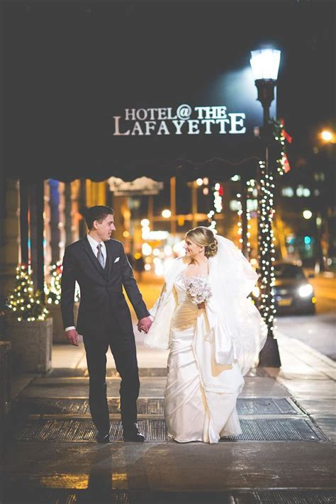 Carissa & Rob @ Hotel Lafayette ? Wedding Photography