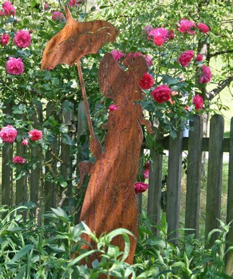 Rost Deko Garten Bilder by Gartendeko Mit Rost Patina Mein Sch 246 Ner Garten