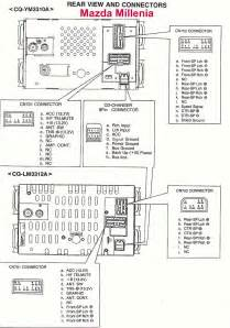 car audio wire diagram codes mazda factory car stereo repair bose stereo speaker