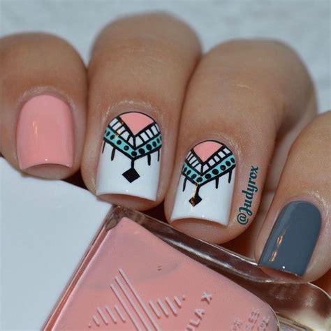 cool tribal nail designs 2017