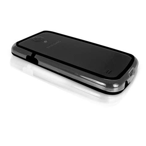 Samsung Galaxy S4 Casing Cover Bumper Sarung Armor Keren flexiframe samsung galaxy s4 mini bumper black clear