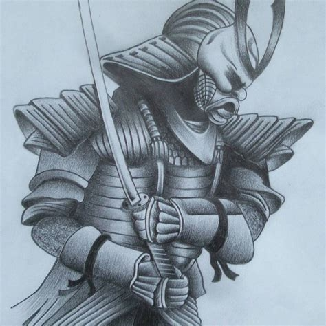 samurai warrior by insane wayne on deviantart