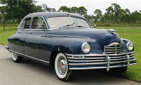 Packard Auto by Packard 1948 Html Autos Post