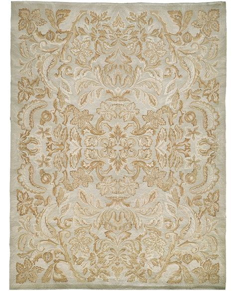 Wool Rugs On Sale Alcazar 6010t Savonnerie David E Adler Inc Fine