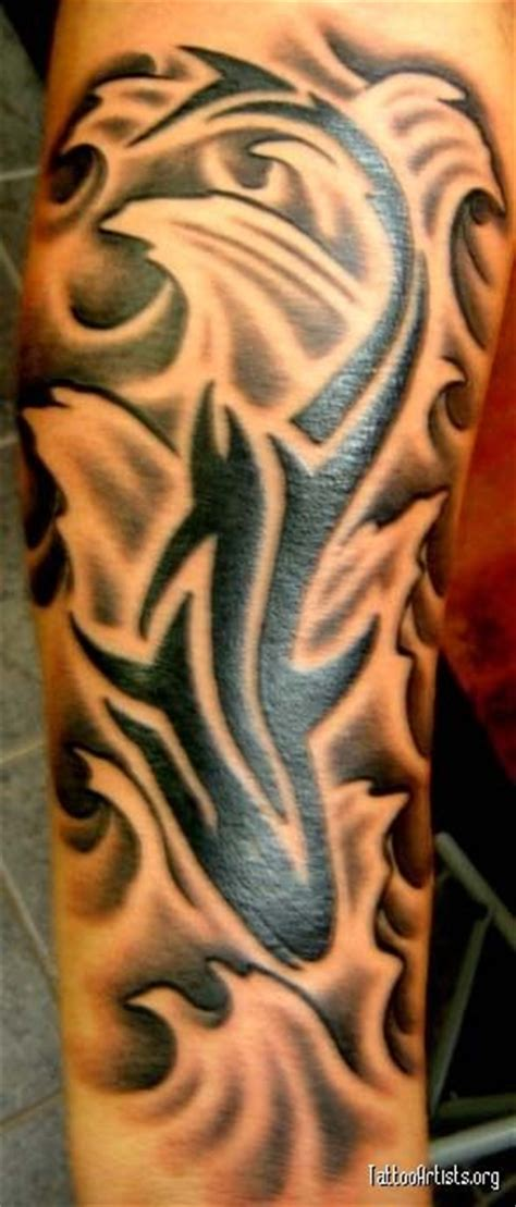 wave tribal tattoo 25 best ideas about tribal shark tattoos on