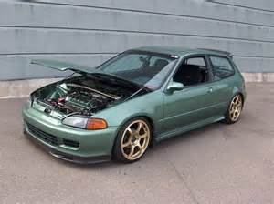 honda civic 1993 hatchback si