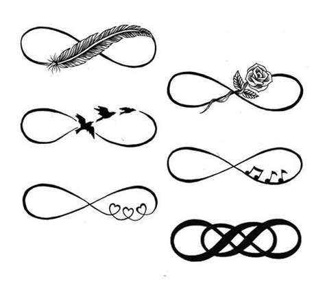 name for infinity symbol best 25 infinity symbol tattoos ideas on