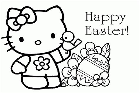 Easter Coloring Book Pages Az Coloring Pages Hello Easter Coloring Pages