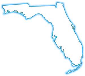 shape of florida on map florida quot fancy frame quot style maps in 30 styles