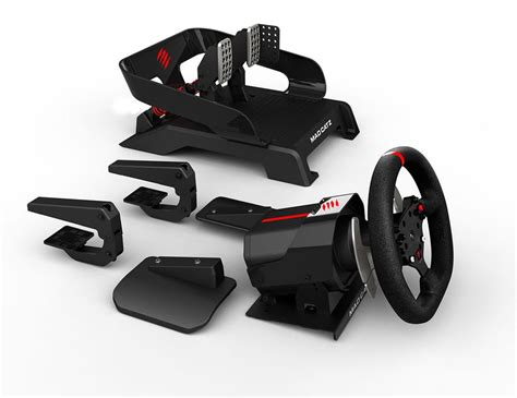 catz feedback racing wheel for catz 174 pro racing feedback wheel and pedals for