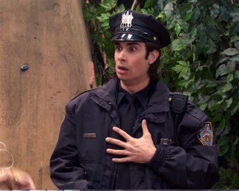 officer petey on