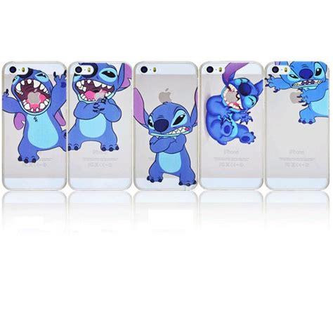 Stitch F0227 Iphone 5 5s stitch cover apple iphone 7 plus 6 6s 5s 5c se