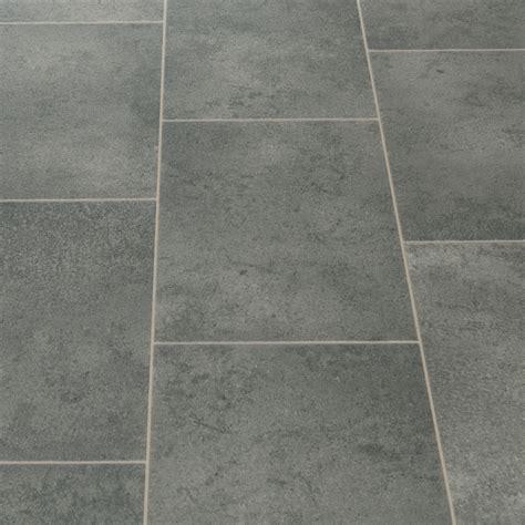 Floorgrip 593 Galerie Grey Stone Tile Effect Vinyl
