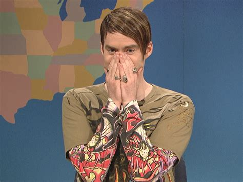 show snl bill hader steals the show in packed saturday live sendoff today